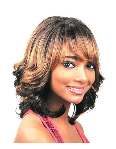 Manhattan Style Synthetic Wig Hope