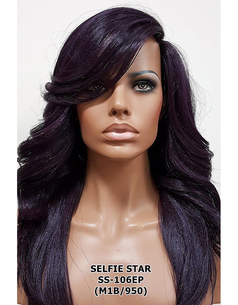 Modu Anytime Selfie Star Lace Part Wig Ss 106ep Annie