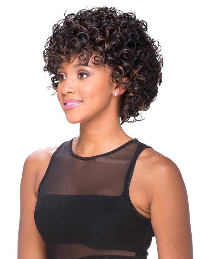 Sensual Vella Vella Synthetic Wig Coco