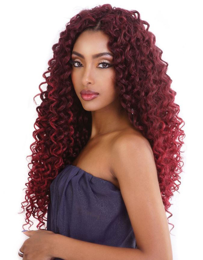 Mane Concept Crochet Braid Beach Curl 18
