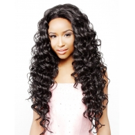 R&B collection Human Hair Blend Lace Front Wig HL-ANGEL
