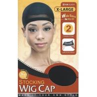 Qfitt - Stocking Wig Cap X-Large 2 pcs 126