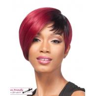 It's a wig Quality wig Q-CRISTINE