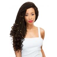 Janet Collection - 2X Mambo Goddess Locs Straight 20