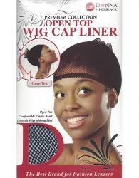 Donna - Open Top Wig Cap Liner 11031