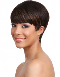 Bobbi Boss - Human Hair Wig MH1212 CUTIE