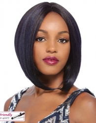 It's a wig Iron Friendly Swiss Lace Front wig BALA