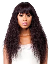 R&B collection Human Hair Blend Wig H-SCARLETT