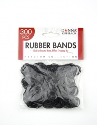 300 pcs Rubber Bands #251 (Black)