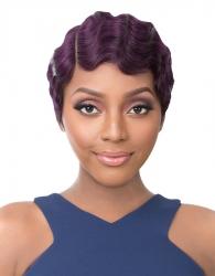 It's a cap weave Human hair wig NUNA