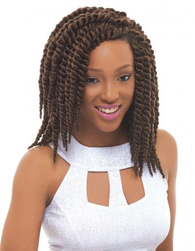 "Janet Collection - Havana Mambo Twist Braid 12"""