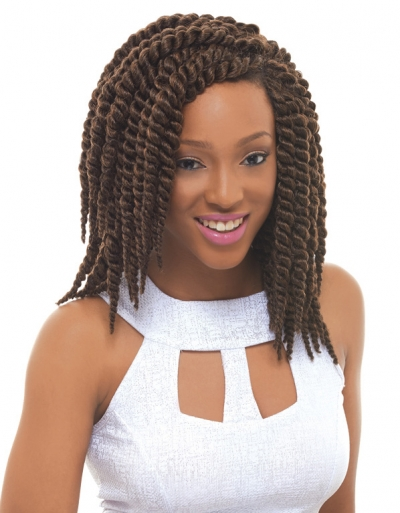 "Janet Collection - 2X Havana Mambo Twist Braid 14"""