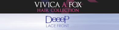 Vivica Fox Collection wigs Deep lace front wig Napoli