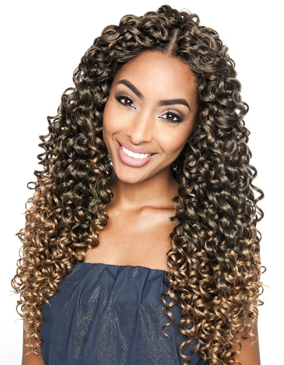 Mane Concept Cb28 Crochet Braid Deep Twist 18 Quot