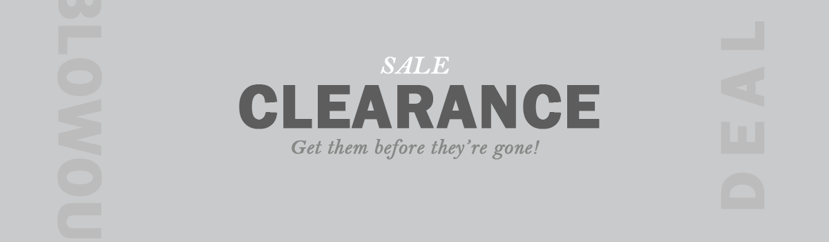 clearance & deal