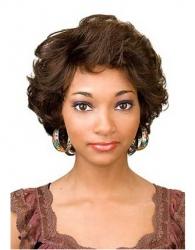 Manhattan Style - Human Hair Mix wig Dandy