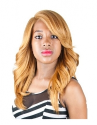 Manhattan Style - Deep Part wig LUX 4