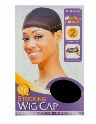 Qfitt - Stocking Wig Cap 2 pcs