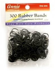 Annie - 300 Rubber Bands #3147