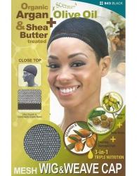 Qfitt - Organic Mesh Wig & Weave Cap 843