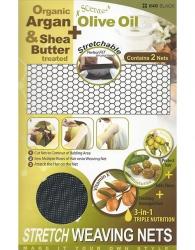 Qfitt - Organic Stretch Weaving Nets 848