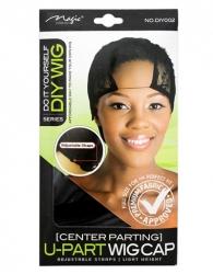 Magic - Center Parting U-Part Wig Cap (DIY002)