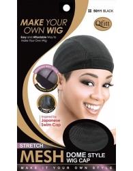 Qfitt - Mesh Dome Style Wig Cap