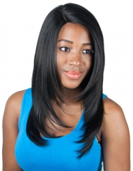 Manhattan Style - Deep Part wig LUX 3