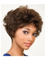 Manhattan Style - Human Hair Mix wig MISSION