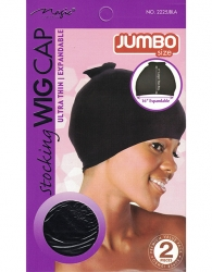 Magic - Jumbo Stocking Wig Cap (#2225JBLA)