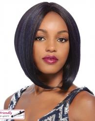 It's a wig Iron Friendly Swiss Lace Front wig BALA