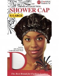 Donna - Shower Cap X-Large 11028 (BALCK)