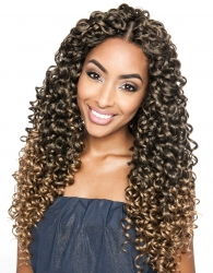Mane Concept - Crochet Braid DEEP TWIST 18""