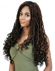 Vivica Fox  Ziggy Curly Goddess Loc 18""
