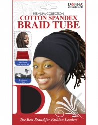 Donna - Cotton Spandex Braid Tube #22184