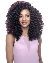 Vivica Fox  Wand Curl Eyelet Crochet Braid