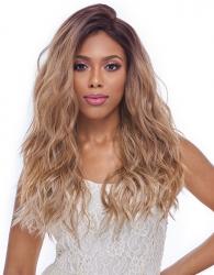 Harlem 125 4 X 4 Swiss Lace Wig FLS11