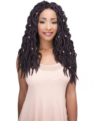Janet Collection - 2X Wave Faux Locs 16