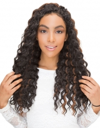 Janet Collection - Twin Loop Deep Twist 18""