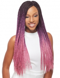 Janet Collection - 3S Havana Mambo Box Braid 18""
