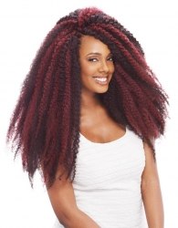 Janet Collection - Noir 5X Afro Twist Braid