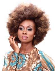 "Beauty Elements - Realistic Afro Kinky Bulk 24"""