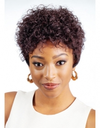 Manhattan Style - Wet & Wave 100% Human Hair Wig H.RAINBOW