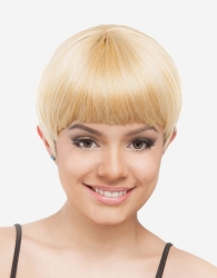 R&B collection Human Hair Blend Wig H-MEL