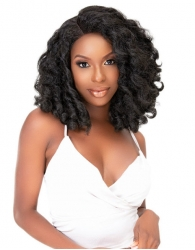 Janet Collection - Natural Me Deep Part Lace Wig AMANI