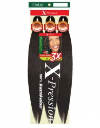 Outre - X-Pression Pre-Stretched Braid 3X 52""