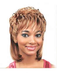 Manhattan Style - Synthetic wig FANTASIA