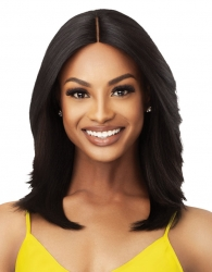 Outre - The Daily Wig Hand-Tied Lace Part Wig OPHELIA