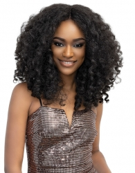 Janet Collection - Natural Me Deep Part Lace Wig ZARA
