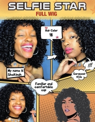 Modu - Selfie Star wig SS-AERO